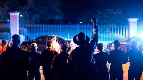 Relatives sue Atlanta city after police officer killed black teen