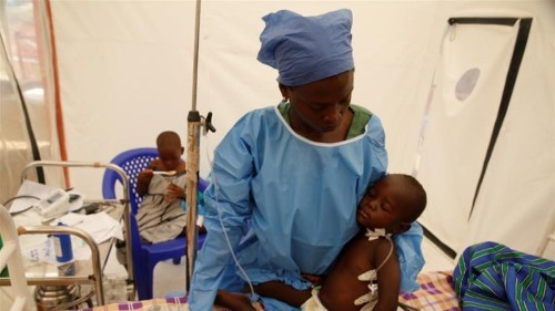Is Ebola spiralling out of control in the DRC?