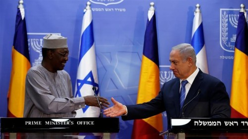Netanyahu to formally establish ties with Chad in upcoming visit