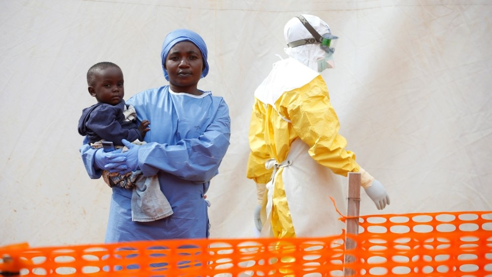 'Great concern' as new Ebola outbreak grows in western DR Congo
