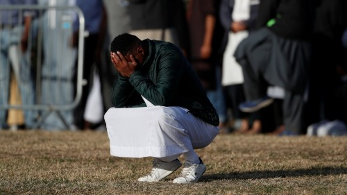 Christchurch mosque attack victims laid to rest in mass burial