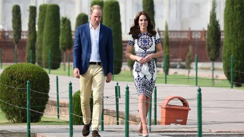 Pakistan to welcome British royal couple Prince William and Kate