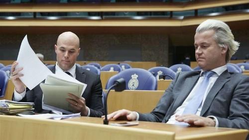 Dutch far-right leader Geert Wilders' ex-ally converts to Islam
