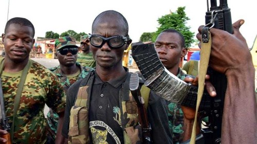 Ivory Coast launches military operation to quash mutiny