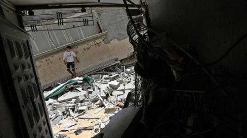 Does Hamas provoke Israel to attack Gaza?