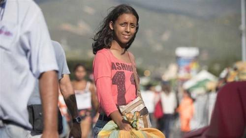 Fleeing by foot: The Venezuela exodus grows