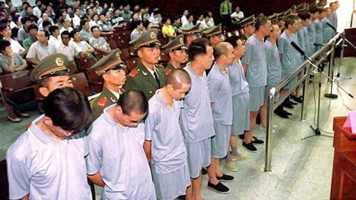 China executed 2,400 people in 2013: report