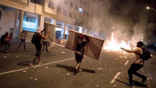 Brazil's first taste of new viral democracy