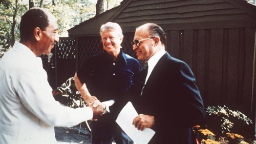 Camp David created Oslo, which killed the Palestinian struggle