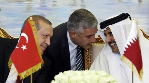 Turkey: Qatar military base for the security of Gulf