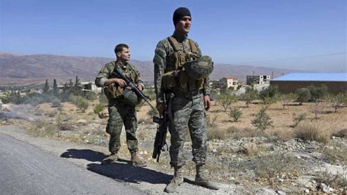 Nusra Front 'kills' captive Lebanese soldier