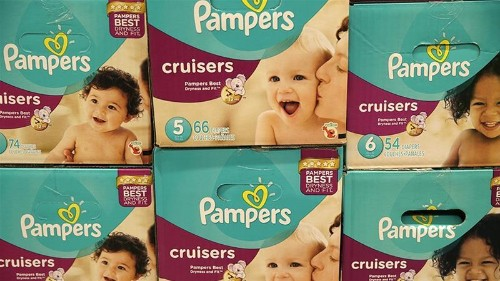 Baby bust: Slowing birthrates hit P&G sales