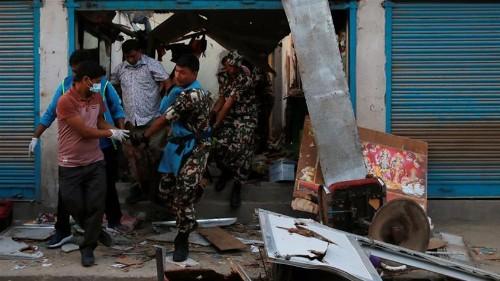 Four killed in three explosions in Nepal's Kathmandu