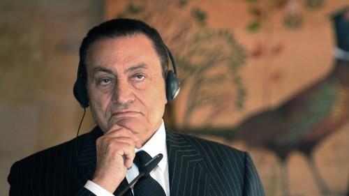Obituary: Hosni Mubarak, Egypt's longest-serving president