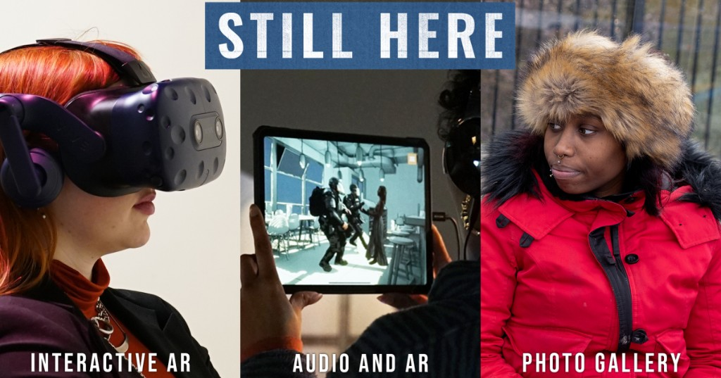 Still Here by AJ Contrast wins two Shorty Social Good Awards