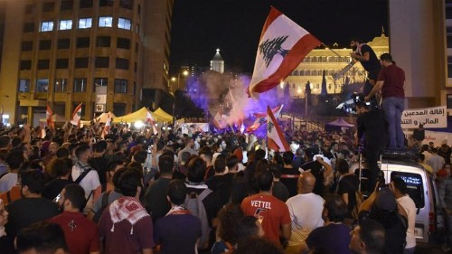 Lebanese protesters reject 'another elite' PM candidate
