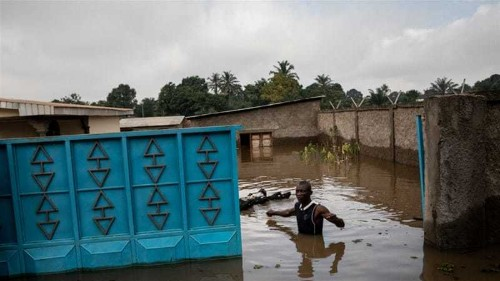 In Pictures: Floods in Central African Republic