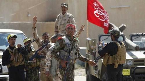 Shia militias pull back as US joins battle for Tikrit