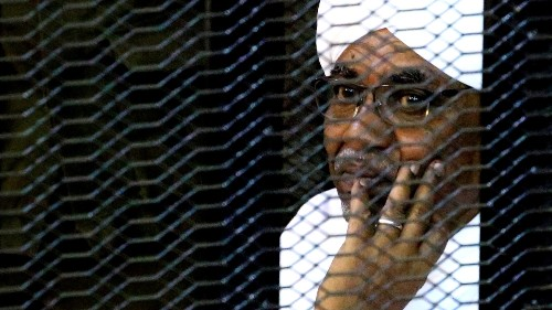 Who are those wanted by the ICC over Darfur?