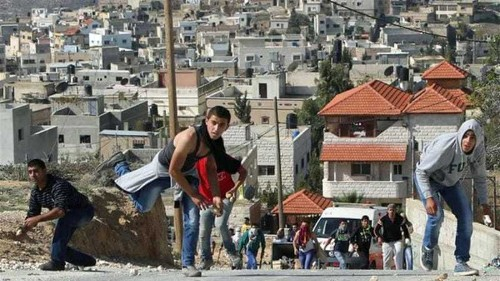 Street battles rage after Jerusalem attack
