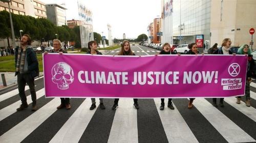Climate change tops list of concerns for Generation Z