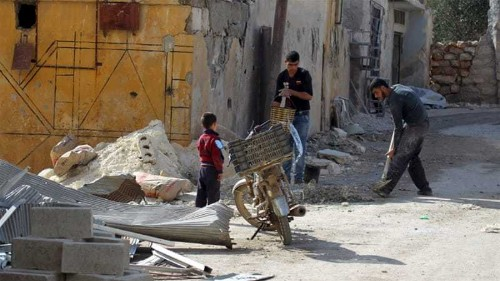 Thousands may have starved to death in Syria: UN