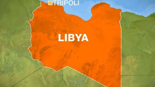 Libyan passenger plane shot at near Tripoli