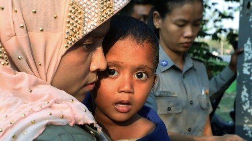 Maldives hires Amal Clooney to represent Rohingya at UN