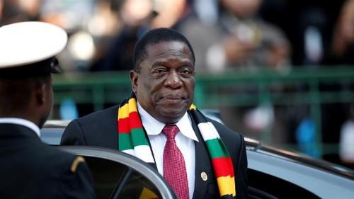 Can Zimbabwe's president fix ailing economy?