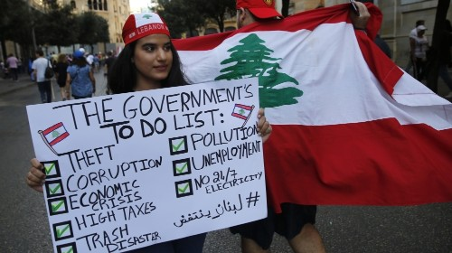 30 years after Taif, Lebanese call for end to sectarian politics