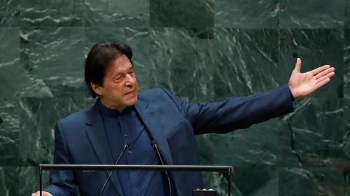 'We're not alone': Besieged Kashmiris hail Imran Khan's UN speech