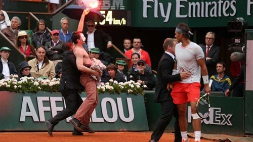 Nadal wins record eighth French title
