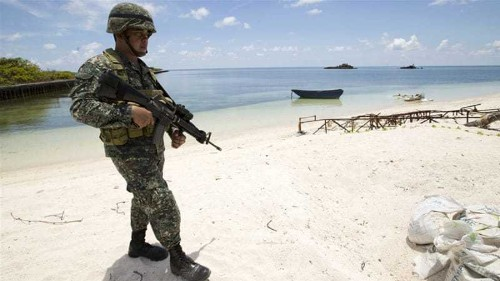 War of words heats up over South China Sea conflict