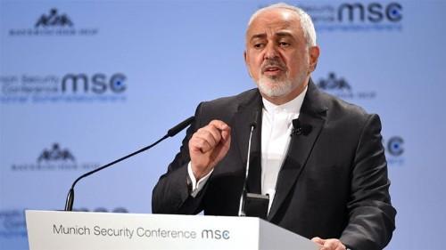 Iranian FM Zarif says Israel 'looking for war'