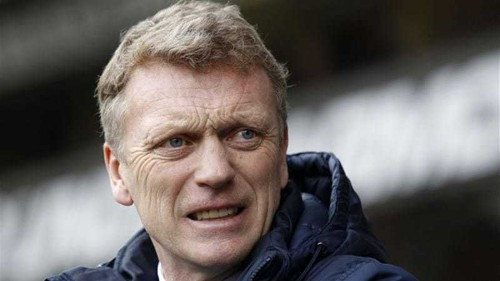 Moyes to take over Manchester United