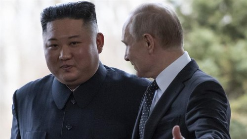 Kim and Putin: Challenging the US role in denuclearisation