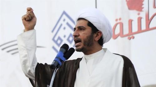 Bahrain's Supreme Court upholds Ali Salman's life sentence