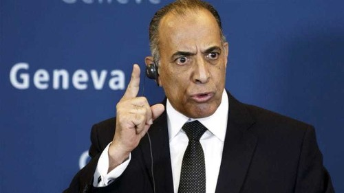 Egypt justice minister quits over social class remarks