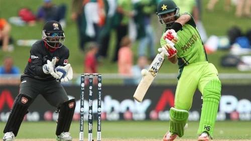Pakistan batsmen finally click in win over UAE