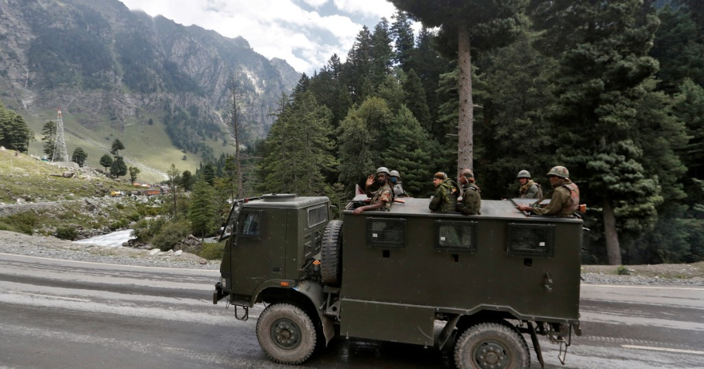 China asks India to honour pledge, return apprehended soldier
