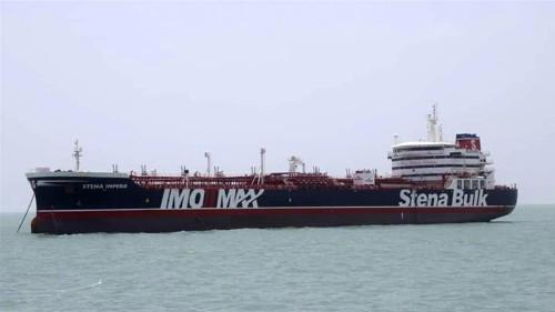 Iran says seized Steno Impero 'free' to leave