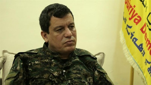 SDF commander says Trump did not object to deal with Syrian gov't