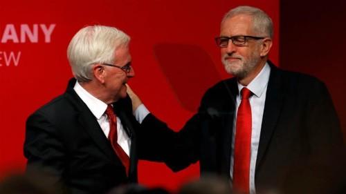 Labour denies 'civil war' ahead of Brexit showdown