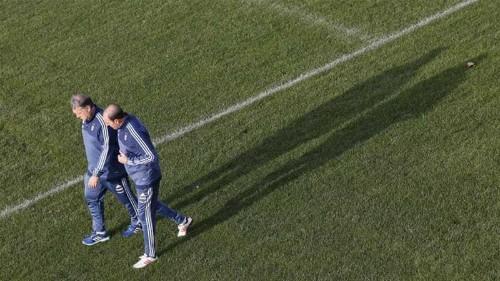 Argentine coaches scoring big at Copa America