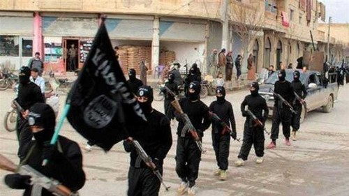 ISIL 'executed dozens of fighters trying to flee'