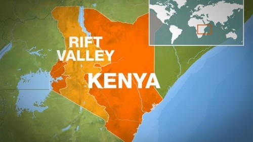 Family of four buried alive by landslides in Kenya