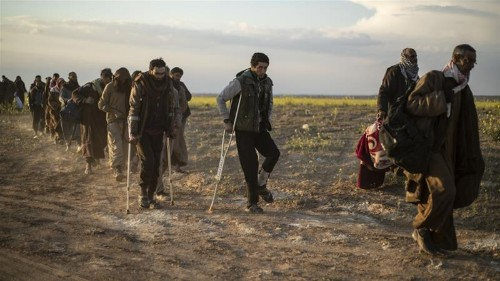 Separate attacks kill nearly 50 Syrian soldiers