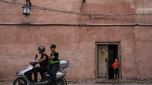 How China spins the Xinjiang story to the Chinese