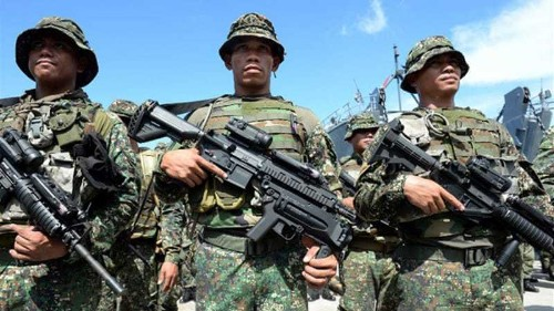 Philippine troops in deadly clash with rebels