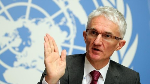 UN humanitarian chief calls for immediate truce in Yemen